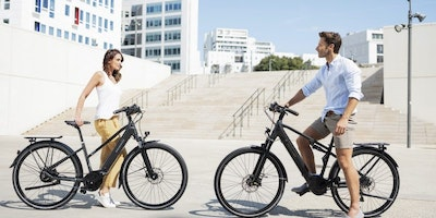 Peugeot launches eight new e-bikes equipped with in-frame batteries