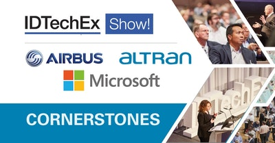 Airbus, Altran and Microsoft Open the IDTechEx Show!