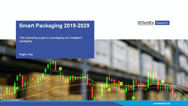 Smart Packaging 2019-2029: IDTechEx