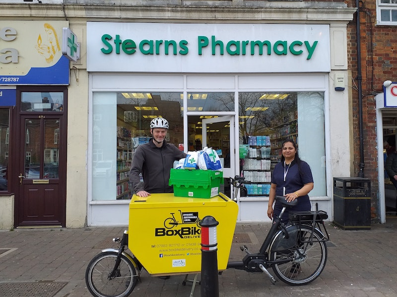 £2 million last mile delivery eCargo Bike Grant Fund available