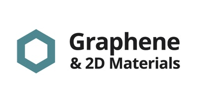 IDTechEx Graphene & 2D Materials 2019 Award Winner
