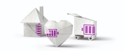 Batteries from the printer: Evonik presents a new technology
