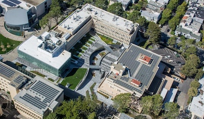 University of San Francisco carbon neutral 30 years ahead of goal