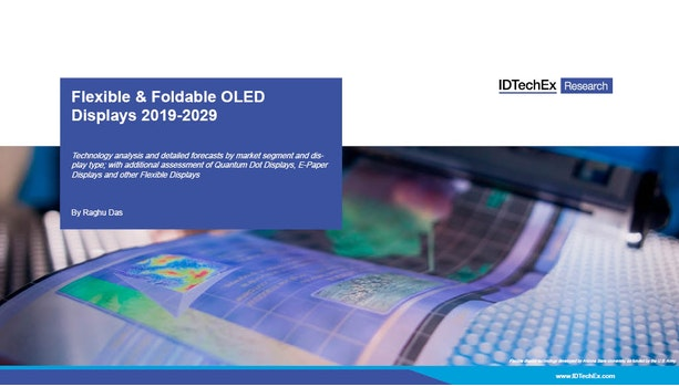 Flexible & Foldable OLED Displays 2019-2029
