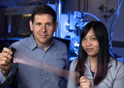 Squid skin inspires creation of next-gen material