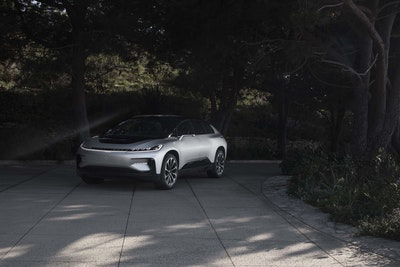 Faraday Future charts path forward with new financing