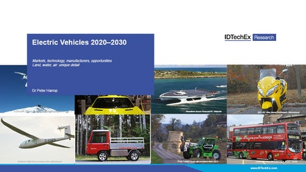 Electric Motors for Electric Vehicles: Land, Water, Air 2019