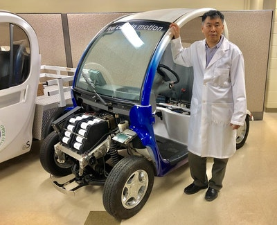 New fuel cell lasts ten times longer