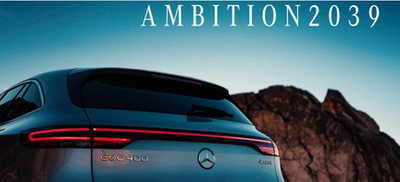Mercedes-Benz Cars aims for carbon-neutral fleet