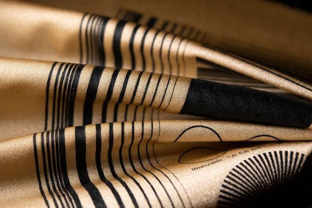 photo regarding Printable Textiles identified as Fusible and printable elastomer sensors for e-textiles