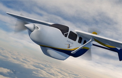 Ampaire announces first public electric flight