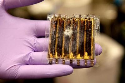 """Self-Healing"" Polymer Brings Perovskite Solar Closer to Market"