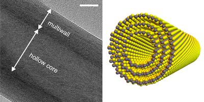 Special nanotubes could improve solar power and imaging technology