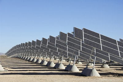 Massive solar storage project for Nevada Desert