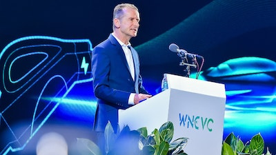 Volkswagen takes over leading position for electro-mobility in China