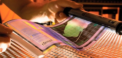 Study contributes to the production of flexible electronic devices
