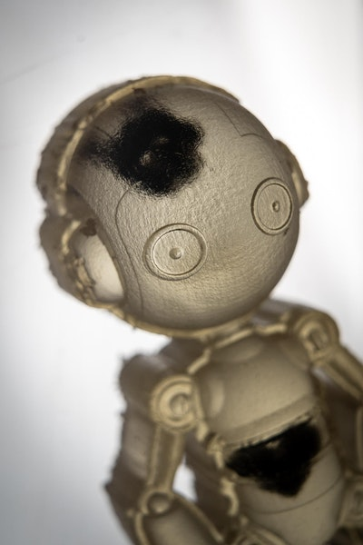 3D printed get up and go bots getting closer, study says