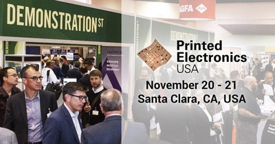 Printed Electronics USA: The must-attend event