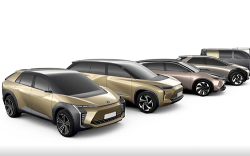 Toyota Company Latest Models >> Byd Toyota To Jointly Develop Battery Electric Vehicles