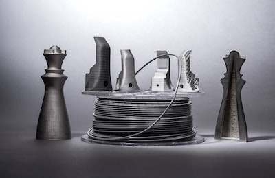 BASF Ultrafuse 316L - Metal filament for industrial 3D printing