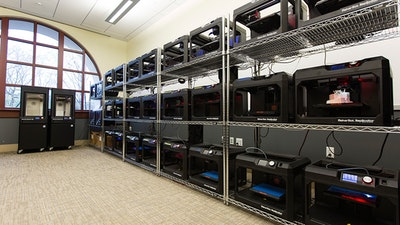 St John's University opens first MakerBot Innovation Center in NYC