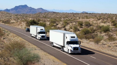 Trucking industry: Drivers lead and technology follows