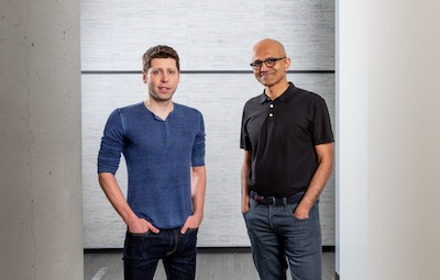 OpenAI forms exclusive computing partnership with Microsoft