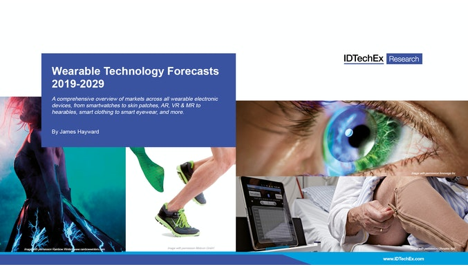 Wearable Technology Forecasts 2019-2029