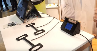 3D printed sensors using continuous carbon fiber