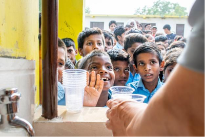 Graphene technology provides clean water to remote school in Nepal