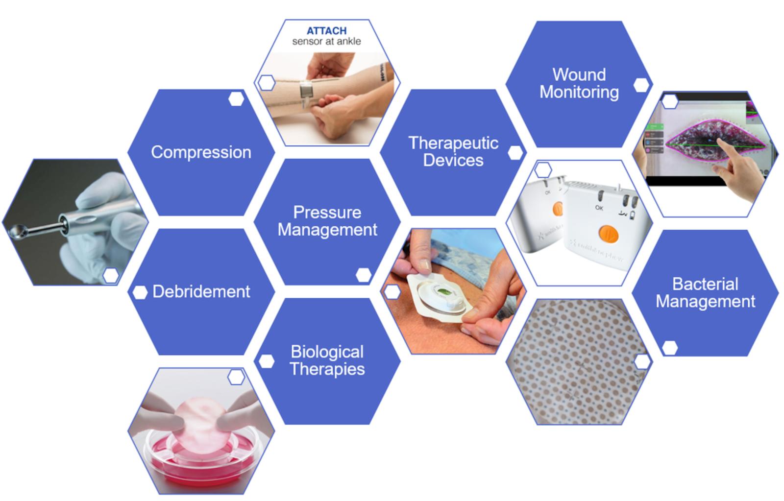 Advanced Wound Care Technologies 2020-2030: IDTechEx
