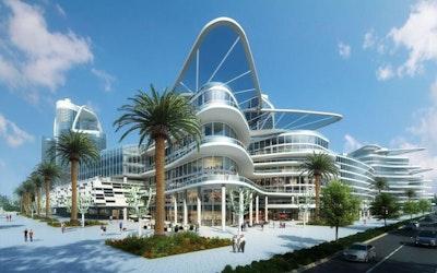 $7.5 billion 'smart mini-city' to be built in Las Vegas