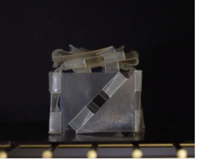 "Self-folding ""Rollbot"" paves the way for fully untethered soft robots"