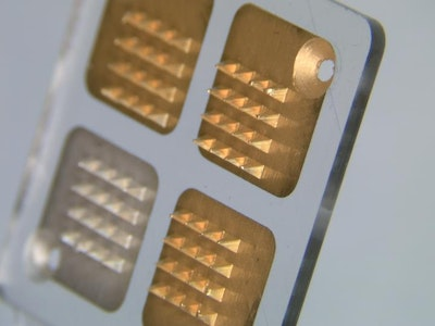 Microneedle biosensor accurately detects patient's antibiotic levels