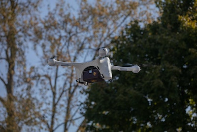 FAA's first full approval for drone airline