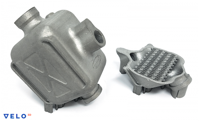 Metal 3D printing in motorsport, battery cell, electronics, aerospace