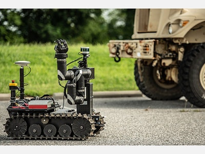 Army researchers test human-like robots