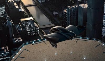 保时捷和波音将成为高端城市空中交通市场的合作伙伴