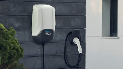 Ford introduces largest EV charging network in North America