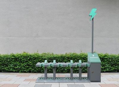 充电扩展其充电站遍布美国和欧洲
