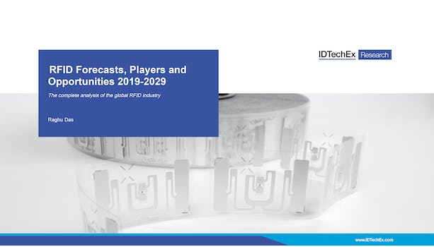 RFID Forecasts, Players and Opportunities 2019-2029