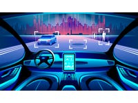 Latest IDTechEx Research on Autonomous Cars and Robotaxis 2020-2040