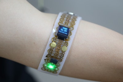 Transformative Electronics Systems to Broaden Wearable Applications