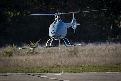 空中客车公司的VSR700无人机原型机进行了首次飞行