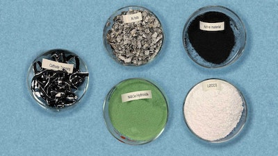 99.977% Purity from Recycled Lithium-ion Battery Material