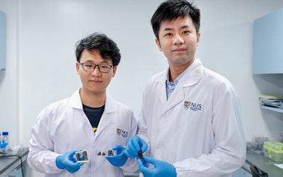 New Metallic Material for Flexible Soft Robots