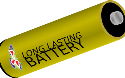 Building a Better Battery with Machine Learning