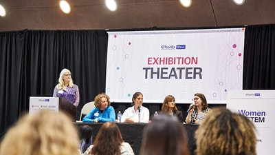 Women in STEM Discussion at the IDTechEx Show! USA 2019