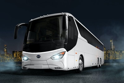BYD Lands Europe's Largest Ever Electric Bus Order