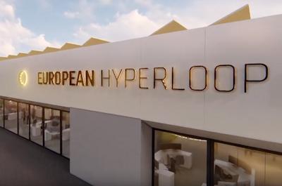 超回路列车测试中心将在荷兰格罗宁根启用
